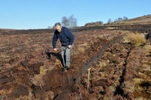 Peat Cutting